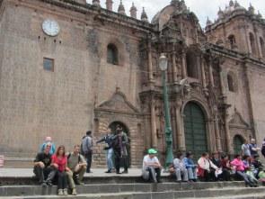 dkb@Plaza de Armas -Cuzco